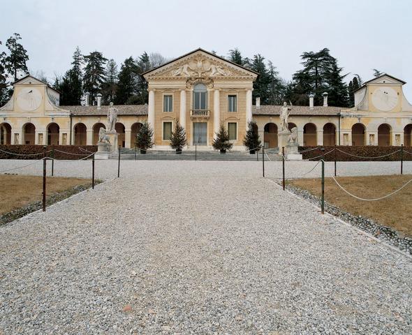 Pianta Architettura Definizione : Scheda opera palladio museum